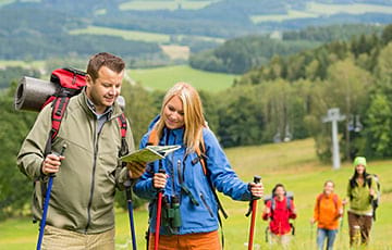 Outdoor Tipps: Wandern & Camping